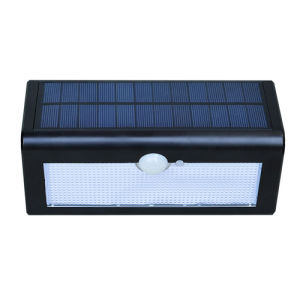 Outdoor Wall Mounted Green Solar Lights Garden pictures & photos