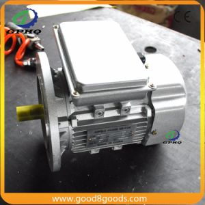 Ml Aluminum Body 220V Electric Motor for Europe pictures & photos