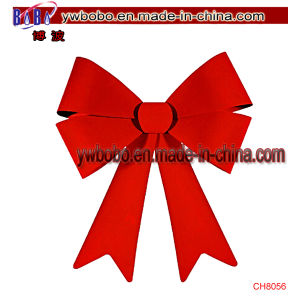 Christmas Gift Christmas Decor Outdoor Bow Holiday Home Decoration (CH8056) pictures & photos