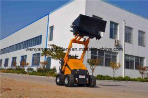 Mini Skid Steer Loader Made in China for Sale pictures & photos