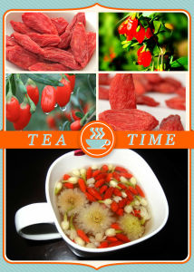 Native Traditional Chinese Food Dried Wolfberry pictures & photos