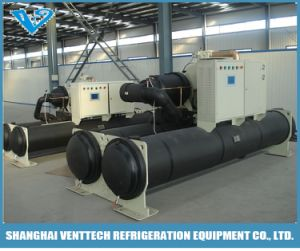 Hot Sales Ground/Water Source Heat Pump Type Chiller Unit pictures & photos