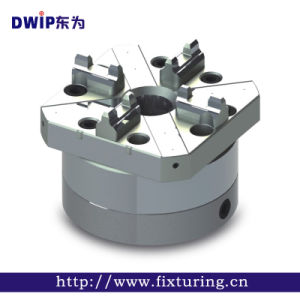 80mm Square Pneumatic EDM Chuck Compatible with Erowa pictures & photos