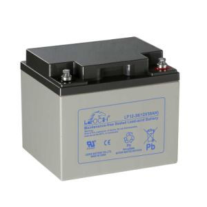 12V 38ah AGM VRLA Storage Battery for Solar & Wind System