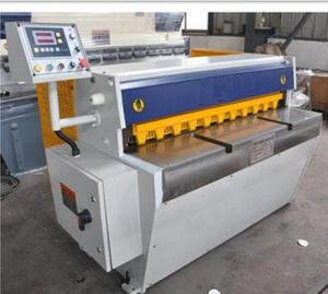 Qh11d-3.5X1500 Truecut mechanical Cutting Machine/ pictures & photos