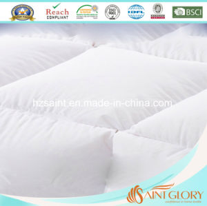 Saint Glory-Washable White Color Down Alternative Comforter for Hotel (Home) pictures & photos