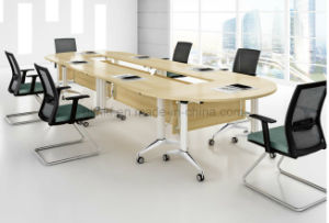 China Boardroom Conference Table Simple Meeting Room Table (NS-CF007) pictures & photos
