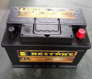 Best Bci 48r SMF Automotive Battery pictures & photos