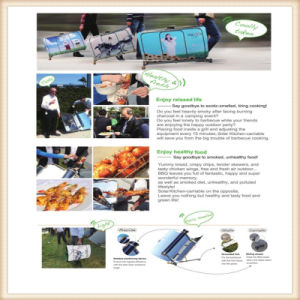 Solar Cooker Stove (oven) for Camping and BBQ pictures & photos