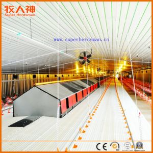 Environmental Controlled Farm Shed with Automatic Livestock Equipment pictures & photos