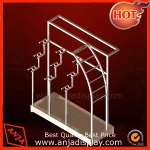 Metal Retail Garment Display Unique Clothes Rack for Store Displays pictures & photos