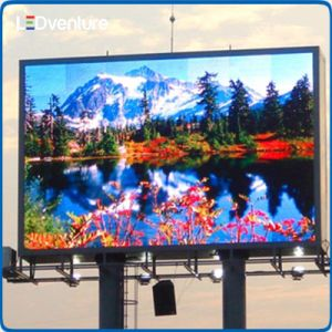 High Brightness Full Color Outdoor SMD LED Screen for Advertising pictures & photos