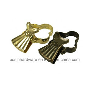 Gold Metal Butterfly Curtain Clip pictures & photos