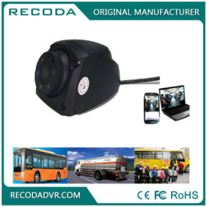 Recoda 1.3MP Police Car Cameras for Bus Truck Taxi Lorry Rear Side View Camera IP67 with 1.7mm Lens pictures & photos