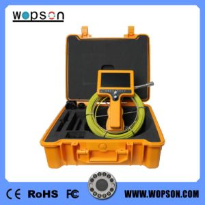 Portable Borehole Viedo Pipe Drain Inspection Camera System pictures & photos