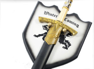 Replica Ice Sword of Eddard Stark with Scabbard pictures & photos