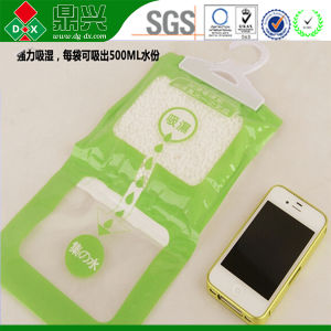 Moisture Absorber Hanging Scented Desiccant Wardrobe Dehumidifier Bag pictures & photos
