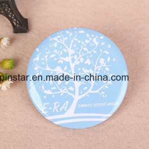 Wholesale Custom Cheap Button Badges Round Blank Badge pictures & photos