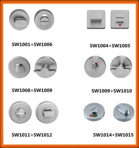Modern Stainless Steel Big Door Stopper with Rubber Ring pictures & photos