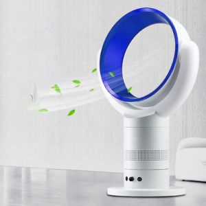 "12"" High Quality Office Use Cooler Air Conditioner Home Bladeless Fan pictures & photos"
