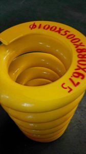 Hot Rolled Compression Spring for Machine pictures & photos
