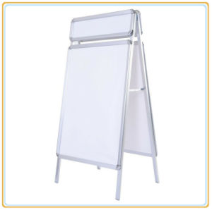 Outdoor Advertising a Board Poster Stand Sidewalk Sign (E06P3) pictures & photos