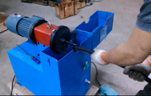 Hydraulic Hose Skiving Machine pictures & photos