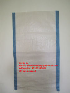 PP Feed Bag 50kg/PP Bag 50kg/Rice Bag, Plastic Woven Rice Bags pictures & photos