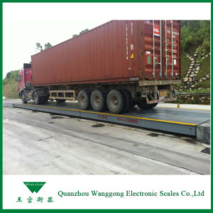 Scs-100 Electronic Weighing Truck Scale for Sale pictures & photos