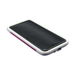 Fast Charging Solar Power Bank with High Capacity Using Sunlight pictures & photos
