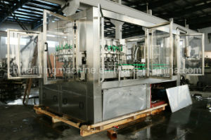 High Technology Stable Running Pop Can Soft Drink Filling Line pictures & photos