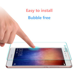 2.5D Clear Glass Screen Protector for Huawei P9 pictures & photos