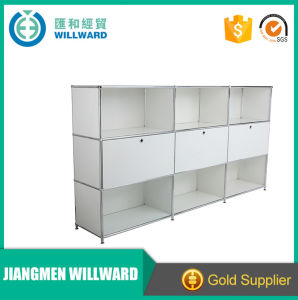 Modern Office/Home Used Quality Simple Fireproof Filing Cabinet pictures & photos