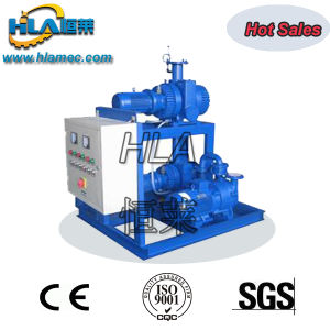 Mobile Type High Vacuum Transformer Vacuum Pump Units pictures & photos