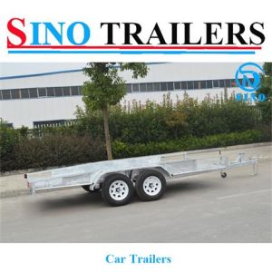 Australian Style Coupling Car Trailer