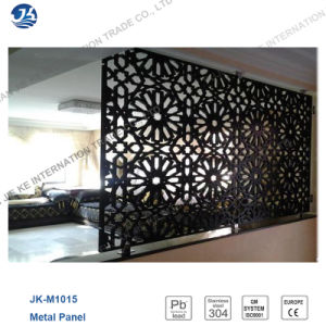 Nordic Laser Cut Metal Decorative Panel Outdoor pictures & photos