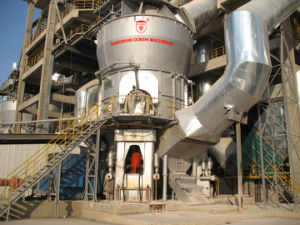 Raw Vertical Roller Mill pictures & photos