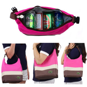 Small Packit Freezable Girls Tote Lunch Aluminum Foil Cooler Bag pictures & photos