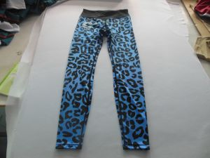 Custom Fashion Sublimation Printed 3XL Yoga Leggings for Women pictures & photos