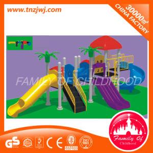 Children Plastic Outdoor Playground Slide Toy pictures & photos