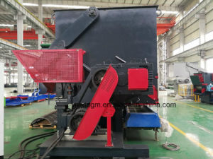 European Standard Heavy Duty Single Shaft Shredder for Tires pictures & photos