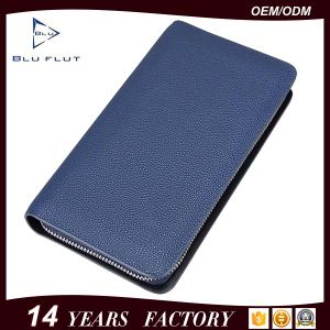 Factory Supply Custom Logo Fashion Men Hangbags Genuine Leather Handbag pictures & photos