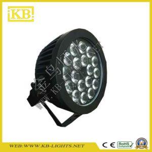 High Performance Stage Light RGB 18PCS*9W LED PAR pictures & photos