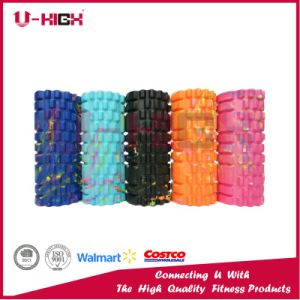 High Density Vibration Camo Foam Roller Fitness Equipment pictures & photos