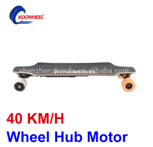 Popular Boosted 4 Wheel Electric Skateboard pictures & photos