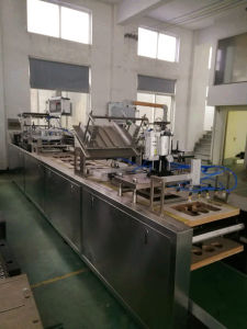 Fully Automatic Paper & Plastic Sealing Packing Machine pictures & photos