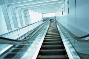 Indoor Escalator with 30 Degree 1000mm Step Width pictures & photos