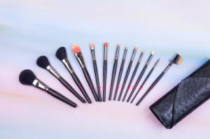 13 Pieces Good Quality Cosmetic Makeup Brush Set pictures & photos