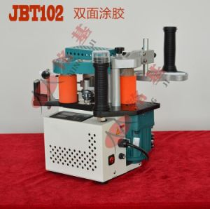 Double Side Gluing Portable Manual Edge Banding Machine pictures & photos
