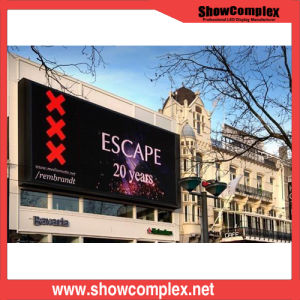 P6 Full Color Outdoor Advertising LED Video Wall Screen pictures & photos